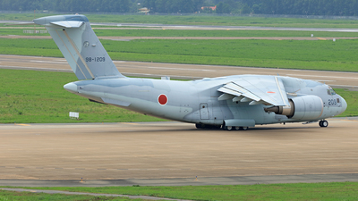 98-1209 - Kawasaki C-2 - Japan - Air Self Defence Force (JASDF)