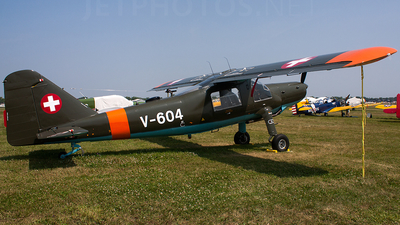 C-GLPK - Dornier Do-27 - Private