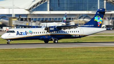 PR-AQW - ATR 72-212A(600) - Azul Linhas Aéreas Brasileiras