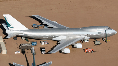 B-HMD - Boeing 747-2L5B(SF) - Untitled