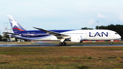 CC-BGA - Boeing 787-9 Dreamliner - LAN Airlines