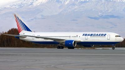 EI-UND - Boeing 767-3P6(ER) - Transaero Airlines