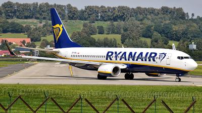 SP-RKL - Boeing 737-8AS - Ryanair Sun