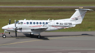 RA-02796 - Beechcraft B300 King Air 350i - Lukoil-Avia