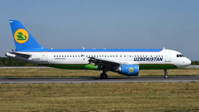 UK32020 - Airbus A320-214 - Uzbekistan Airways