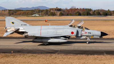 87-8415 - McDonnell Douglas F-4EJ Kai - Japan - Air Self Defence Force (JASDF)