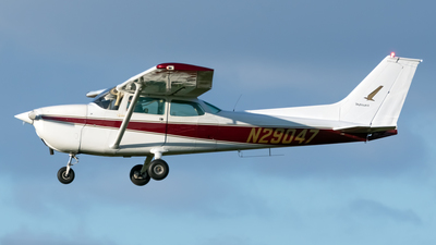 N29047 - Cessna 172M Skyhawk II - Private
