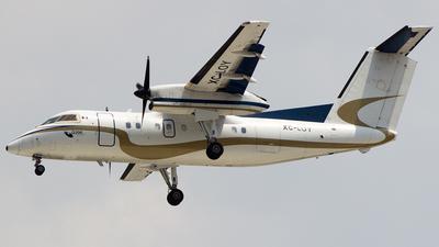 XC-LOY - Bombardier Dash 8-Q201 - Mexico - Government