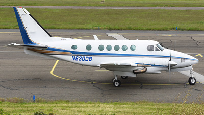 N830DB - Beechcraft A100 King Air - Private