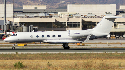 T7-BRG - Gulfstream G450 - Private