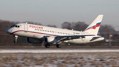 A picture of RA89067 - Sukhoi Superjet 10095LR - MCHS Rossii - © ShipSash
