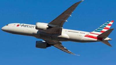 N815AA - Boeing 787-8 Dreamliner - American Airlines