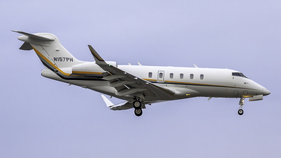 N157PH - Bombardier BD-100-1A10 Challenger 350 - Private