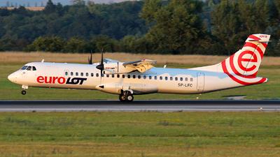 SP-LFC - ATR 72-202 - EuroLOT