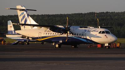 VQ-BKQ - ATR 42-500 - Nordstar