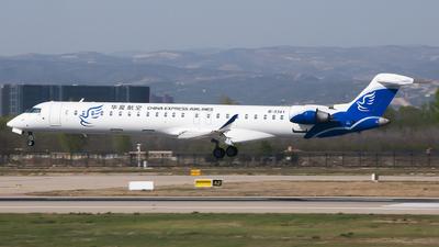 B-3381 - Bombardier CRJ-900LR - China Express Airlines