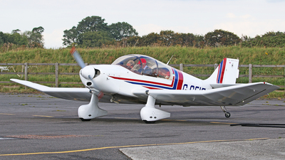 G-CFIC - Jodel DR1050/M1 Sicile Record - Private