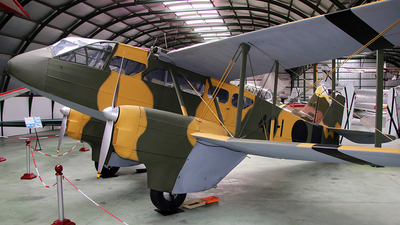 40-1 - De Havilland DH-89A Dragon Rapide - Spain - Air Force