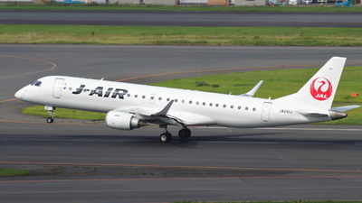 JA241J - Embraer 190-100STD - J-Air