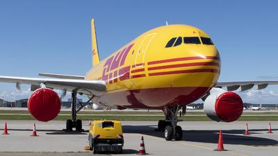D-AEAI - Airbus A300B4-622R(F) - DHL (European Air Transport)