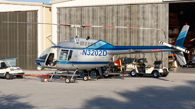 N3202D - Bell 206B JetRanger II - United States - Department of State