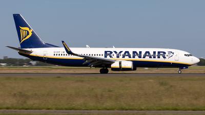 A picture of EIEVP - Boeing 7378AS - Ryanair - © Sebastian Sowa