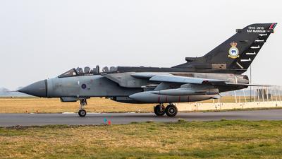 ZG771 - Panavia Tornado GR.4 - United Kingdom - Royal Air Force (RAF)