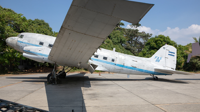 118 - Basler BT-67 - El Salvador - Air Force