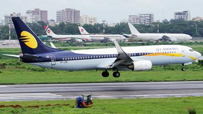 VT-JTE - Boeing 737-86J - Jet Airways