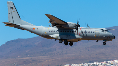 T.21-06 - CASA C-295M - Spain - Air Force