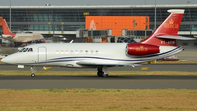 A picture of VTARM - Dassault Falcon 2000 - [207] - © Dipalay Dey