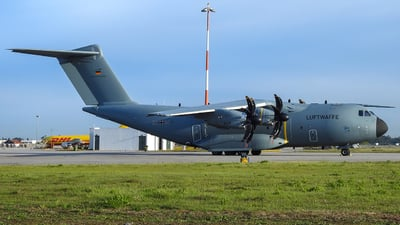54-14 - Airbus A400M - Germany - Air Force
