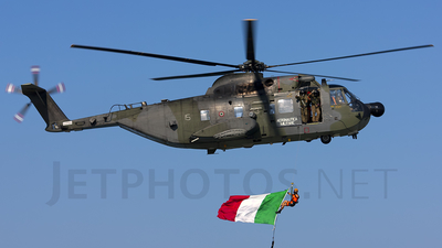 MM80992 - Sikorsky HH-3F Pelican - Italy - Air Force
