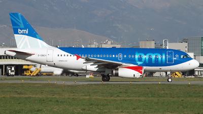 G-DBCH - Airbus A319-131 - bmi British Midland International