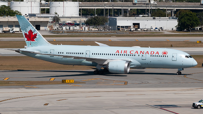 A picture of CGHPV - Boeing 7878 Dreamliner - Air Canada - © Mark Lawrence
