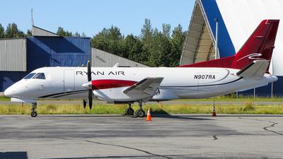 A picture of N907RA - Saab 340A - Ryan Air (USA) - © C. v. Grinsven