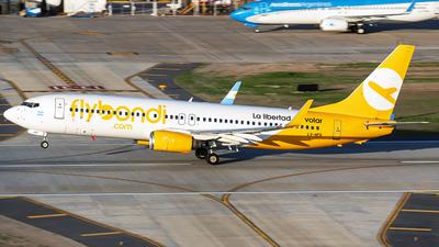 A picture of LVHFR - Boeing 73786J - Flybondi - © Fernando Ariel Torre