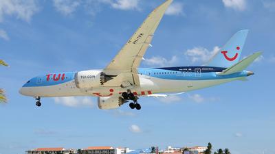 PH-TFK - Boeing 787-8 Dreamliner - TUI