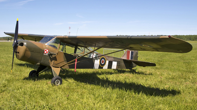 SP-YHU - Auster J4 - Private