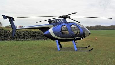 G-KAYS - Hughes 369E (500E) - Private