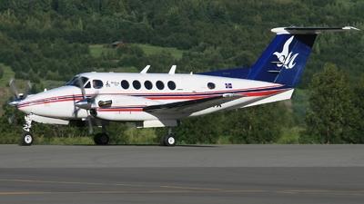 TF-MYX - Beechcraft B200 Super King Air - Myflug Air