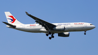 B-5942 - Airbus A330-243 - China Eastern Airlines