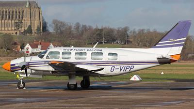 G-VIPP - Piper PA-31-350 Navajo Chieftain - Flight Calibration Services (FCS)