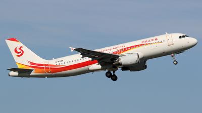B-6338 - Airbus A320-214 - Longjiang Airlines