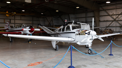 N6643Q - Beechcraft V35B Bonanza - Private