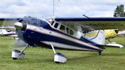 N9855A - Cessna 195A - Private