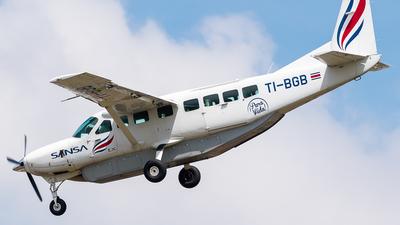 TI-BGB - Cessna 208B Grand Caravan EX - Sansa Regional