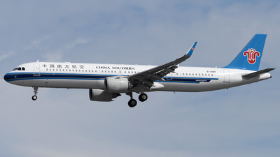 B-30EE - Airbus A321-253NX - China Southern Airlines