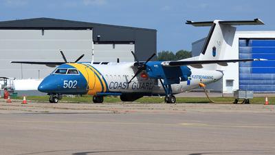 SE-MAB - Bombardier Dash 8-Q311MSA - Sweden - Coast Guard