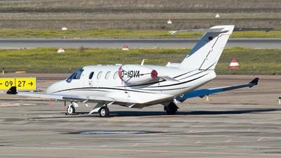 A picture of DIOVA - Cessna 525 Citation M2 - [5250987] - © Mateo León